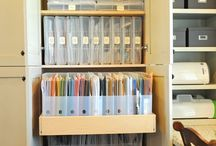 Scrapbook Room Ideas / by Tracy Henderson Cianci
