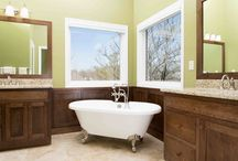 Craftsman Bathrooms