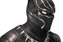 Heróis / Pantera Negra