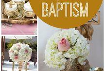 Oli Baptism ideas