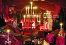 event decorations / event decorations for installation or hire