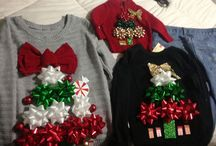 ugly sweater ideas!