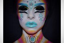 @ DARK KimberleyMargarita Makeup (Colour Creep) / The darkness of Kimberley Margarita