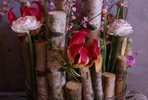 Blomster-oppsats