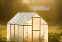 Greenhouse and Gardening alternatives