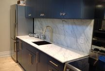 -dream kitchens- / Kitchens Pro Glo Refinishing has refinished and redesigned.