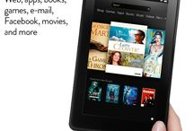 Kindle Products / A list of the most popular Kindle products