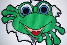 frog canvas