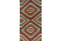 Vintage Turkish Kilims / Color, style, art, hand-craftsmanship, what's not to like?  One-of-a-kind vintage Kilims, circa 1900 - 1970, are the perfect groundwork for a magazine-worthy home!.