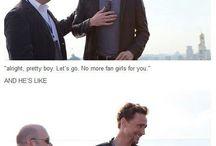 Tom Hiddleston!!