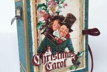 ALBUMS G45 CHRISTMAS CAROL