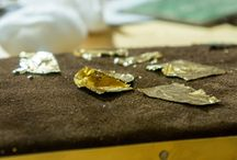 Bookbinding: Gold Tooling