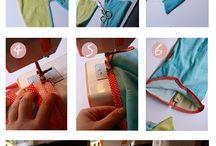 Aprovechar y reciclar / Cosas de bebé, aprovechar ropa, retales o ideas para reciclar :)
