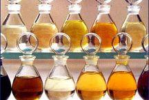 Handmade essential oils