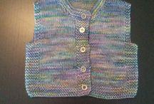 Vest patterns for babies