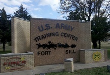 Ft Sill Oklahoma / by Jackie Payne-Hersey
