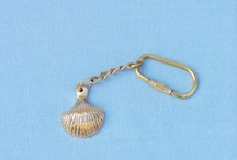 Key Chains / by Handcrafted Nautical Decor