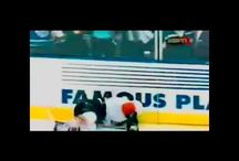 Hockey6 seconds plays - Hits, Goal,Fight  and More