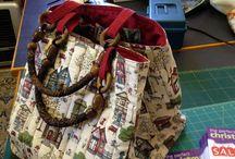 Bolsas / Confecção de bolsas
