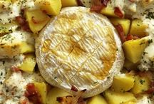 RECETTES / CAMEMBERT & FROMAGES