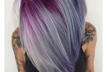 2018 Hair / Hair color, designs and styles.