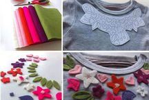 Acabamentos / Ideias para acabamentos nos vestidinhos e roupinhas das crianças