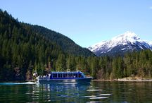 Diablo, WA / Spend a day exploring the Cascade Range