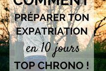 Préparer son expatriation / Toutes les ressources pour organiser ton expatriation à Montréal