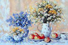Арт-цветы