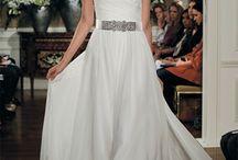 Strapless Wedding Dresses / Strapless wedding dresses from top designers