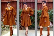Vogue 7630 Vintage Pattern / So loving the Vintage look!