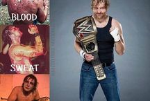 Dean ambrose ❤️❤️❤️ / My husband,my lover, and my lunatic