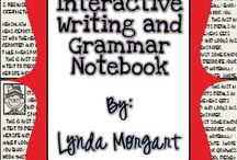 Writing 3rd grade IAN / by Suzanne Scheick Russell