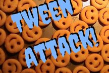 Tween Attack / Attack a variety of craft, cooking, and science projects. For grades 4-8.