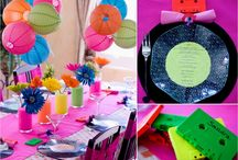 80s theme classroom / by Suzanne Scheick Russell
