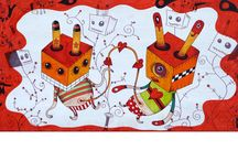 ALEPOP ARTWORK 02   / Visual art varies. Drawings, sketches, scribbles, komix.
