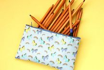 Pouches and pencil cases