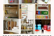 Cleaning & Organizing / Tips on cleaning and organizing, as well as some natural cleaners to try. / by One Mom's Moxie