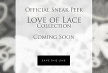 Love of Lace - Gothic Lace Jewelry