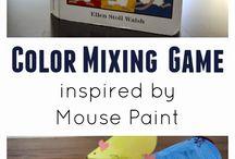 Mouse Paint - Math