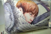 PILLOW CASE / TRAVEL PILLOW / CUSHION #INFINITE / created by ratnayeol / Little Lumut (online STORE) Welcome to our Store! and happy shopping...^__^ **Note: Prices subject to change without notice >> tokopedia.com/littlelumut