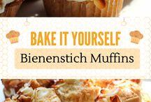 Kuchen und Muffins backen / Torten Backen, Muffins Backen und alles was das Back Herz begehrt.