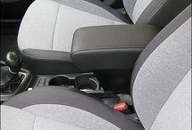 Hyundai i20 2015 / Armrest for Hyundai i20 2015 - mittelarmlehne, accoudoir, bracciolo, reposabrazos