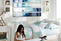 Surfing kid bedrooms