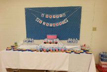 Our Client - Blue's Clues Birthday Party / Kid 4th Birthday Party