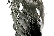 Armor Design Illustration