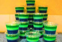 super bowl party ideas / by Tamra Owens