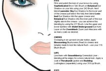 Beauty, makeup & fantasy looks / by Donna Devaney