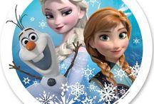 Вечеринка в стиле... Frozen (Холодное сердце)