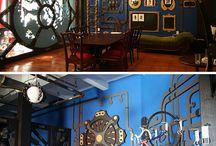 House_Steampunk / by Nif Tux